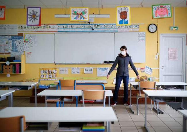 Protocole sanitaire : principes généraux pour la réouverture des écoles (maternelle au lycée)