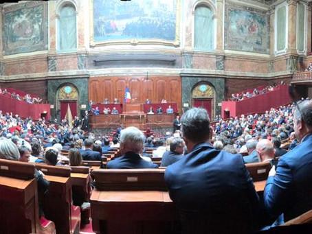 Discours du Président de la République devant le Parlement constitué en Congrès
