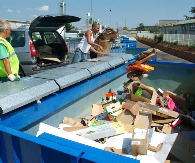 Collectivités : fermeture des déchetteries