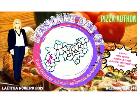 L'Essonne des 47 : Rencontres et échanges à la Pizzeria d'Authon-la-Plaine !