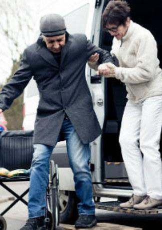 Prise en charge des personnes handicapées