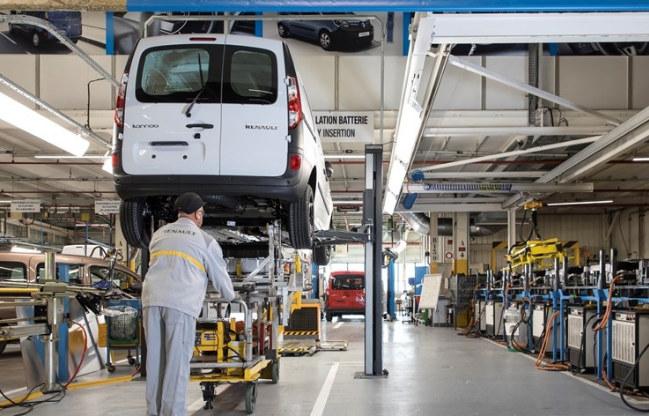Prêt garanti par l'État de 5 Md€ validé pour le constructeur automobile Renault