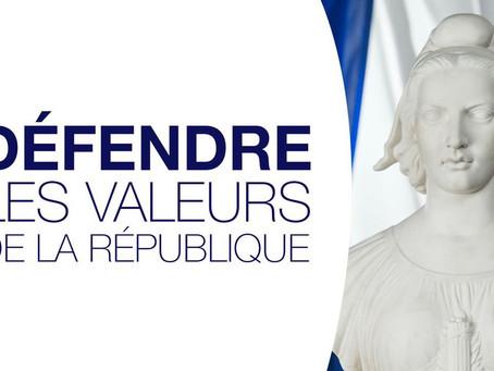 Au plus près des principes fondamentaux de notre République !