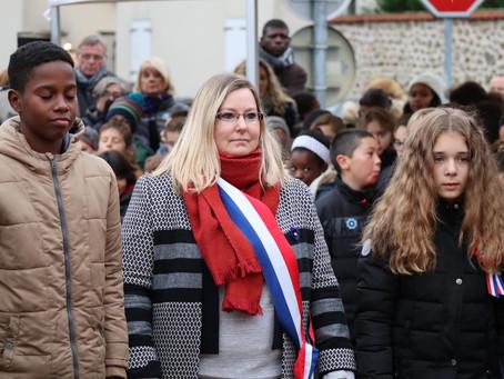 Commémorations du 11 novembre au Plessis-Pâté et à Brétigny