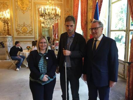 L'inclusion des personnes handicapées : une action continue mois après mois