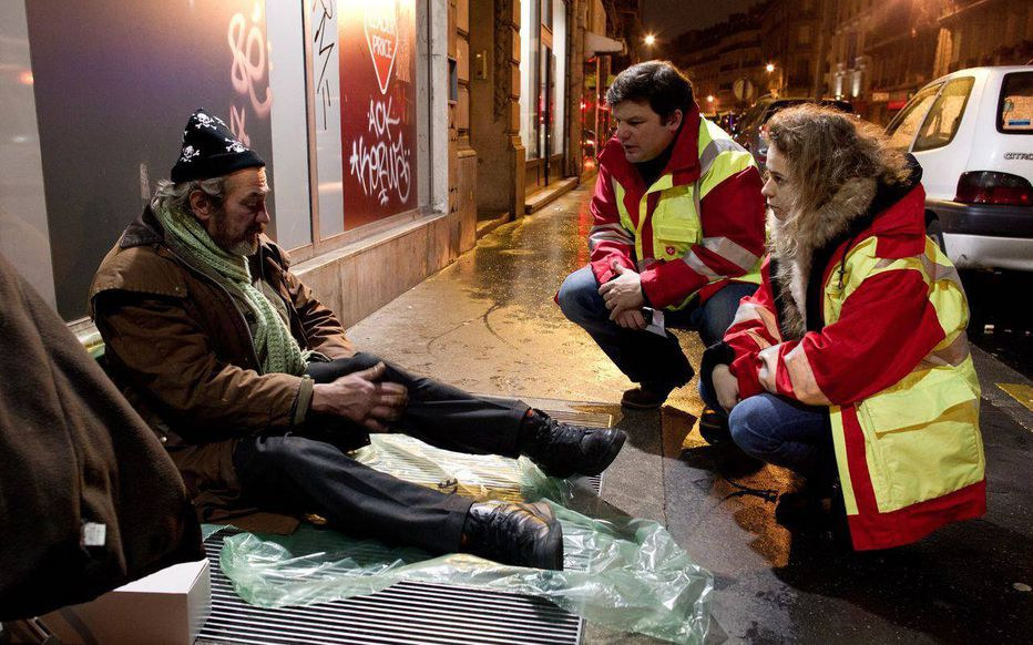 Aides aux sans-abris