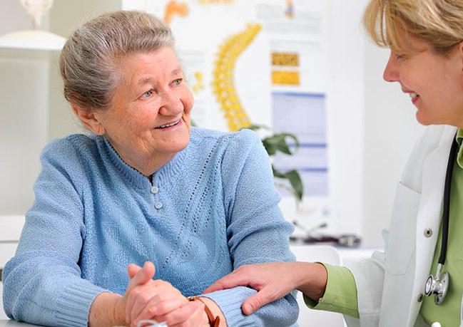 Prise en charge des personnes âgées