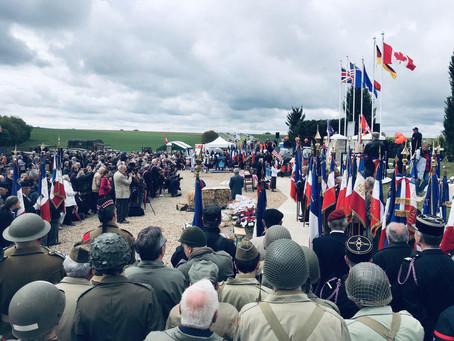 Cérémonie de la Libération du Sud-Essonne