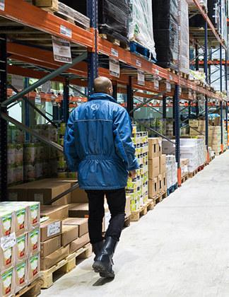 Chaîne logistique et transport de marchandises
