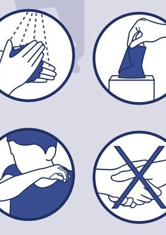 Consignes sanitaires à respecter