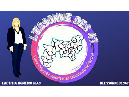 L'Essonne des 47 : votre députée valorise les talents du territoire !