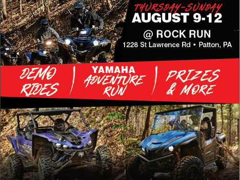 Jericho ATV Fest and Rock Run