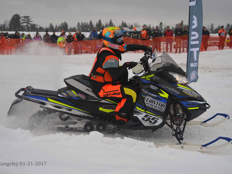 Rangeley SNODEO in Maine