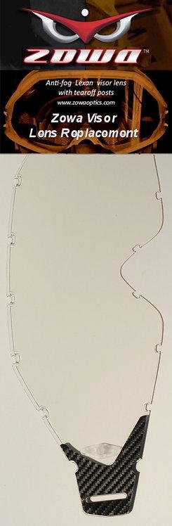G-II Clear Lens / Single Pane