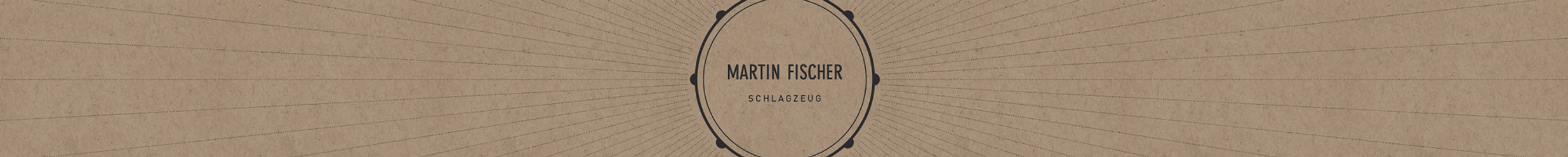 Martin Fischer Schlagzeug Logo