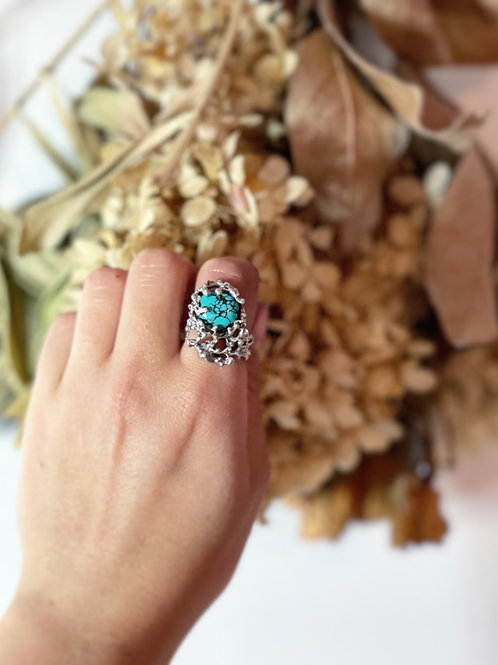 Turquoise Dreams Ring