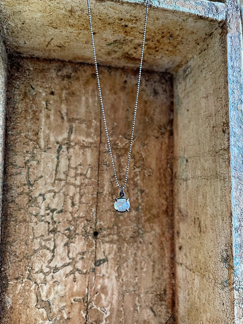 Crystal Opal Talisman