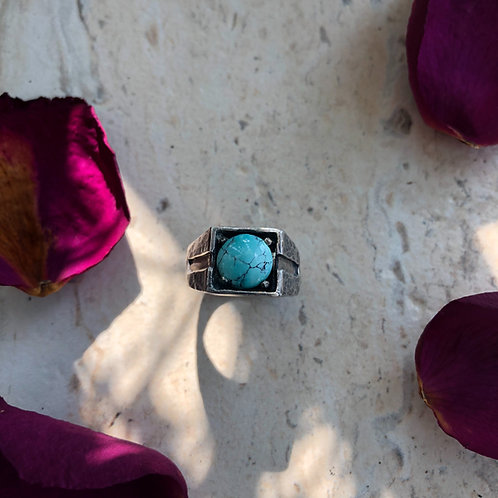 Turquoise Persephone Ring