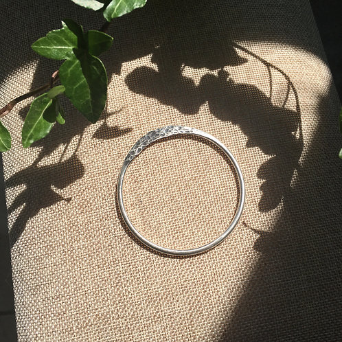 Crater Bangle