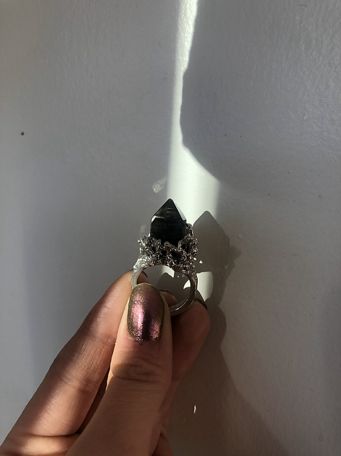Smokey Quartz Siren