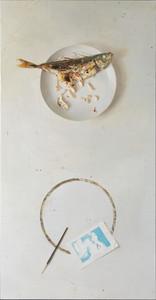 藤田貴也「虚空の皿 眠り」116.7x60.6cm のコピー.jpg