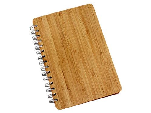Deluxe Cuaderno de Bamboo