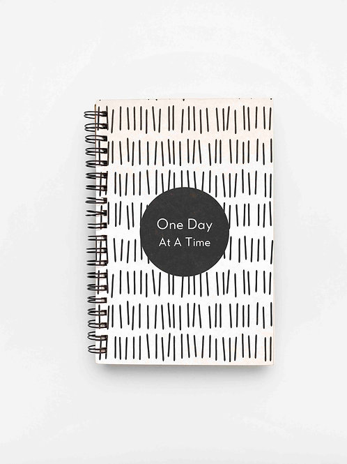 The Versatile Planner for 26 weeks Undated | One Day At A Time | Soft Cover