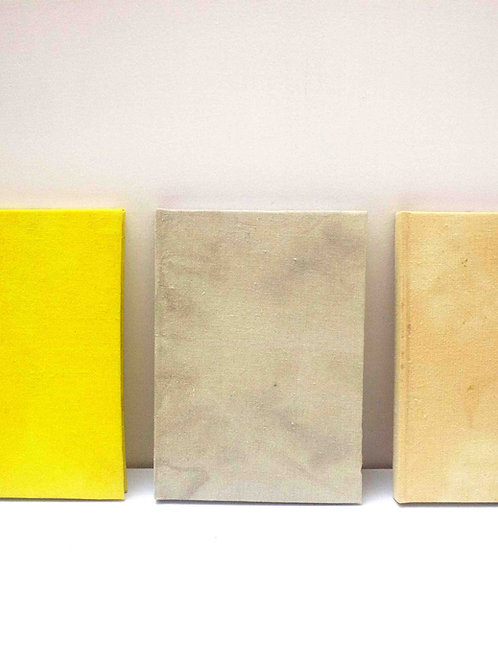 Basic Notebook - Sustainable edition - A5 Notebook by NAHADS
