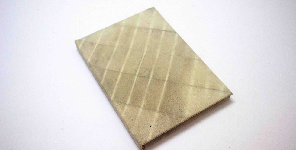 Lines for life - Sustainable edition - A5 Notebook by NAHADS