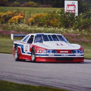 SOLD // FOR SALE: Roush-Protofab Chassis #14 Trans-Am and IMSA GTO Race Car