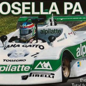 FOR SALE: 1978 Osella PA 5/7/8