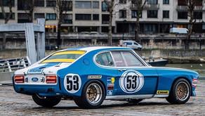 SOLD // SALE: 1972 Capri RS2600