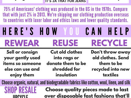How Shopping Resale Supports Sustainable Fashion