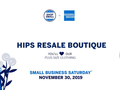 Small Business Saturday at HIPS