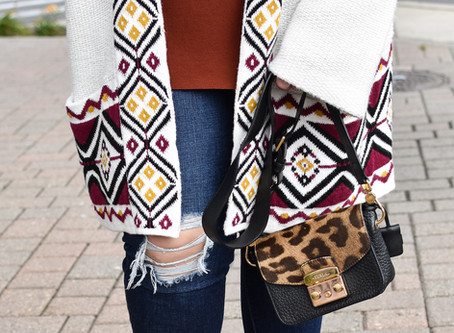 Sweaters With Style This Autumn!