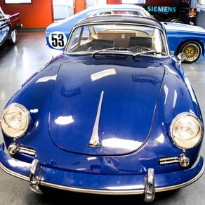 FOR SALE: 1964 Porsche 356 SE