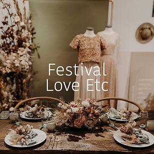 Festival Love etc 2020