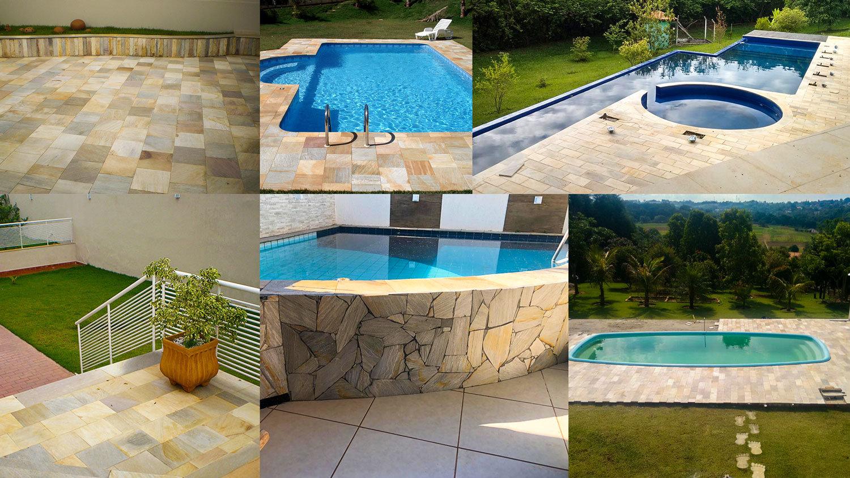 Pedra Mineira - Trabalhamos com pedras 100% naturais
