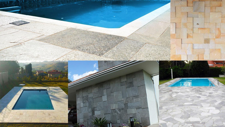 Pedra Goiás - Trabalhamos com pedras 100% naturais