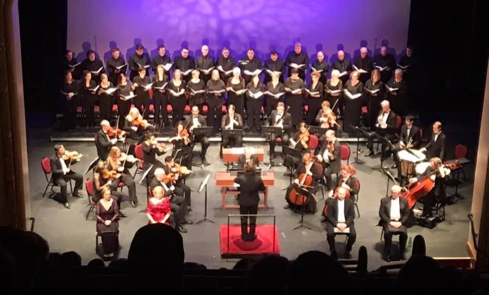 Messiah with Symphony NB 2018