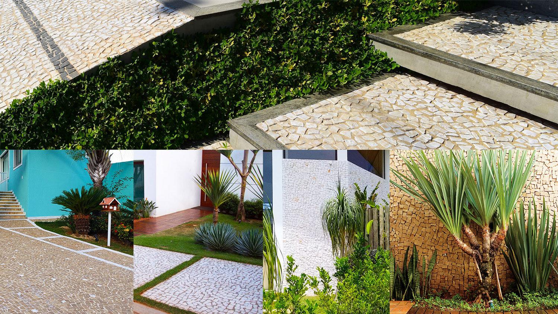 Mosaico Português - Trabalhamos com pedras 100% naturais