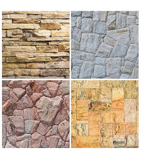 Pedra Madeira - Trabalhamos com pedras 100% naturais