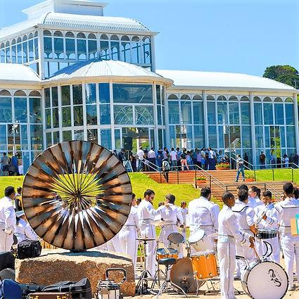Sinalização em Madeira Plástica para o Jardim Botânico de Sorocaba
