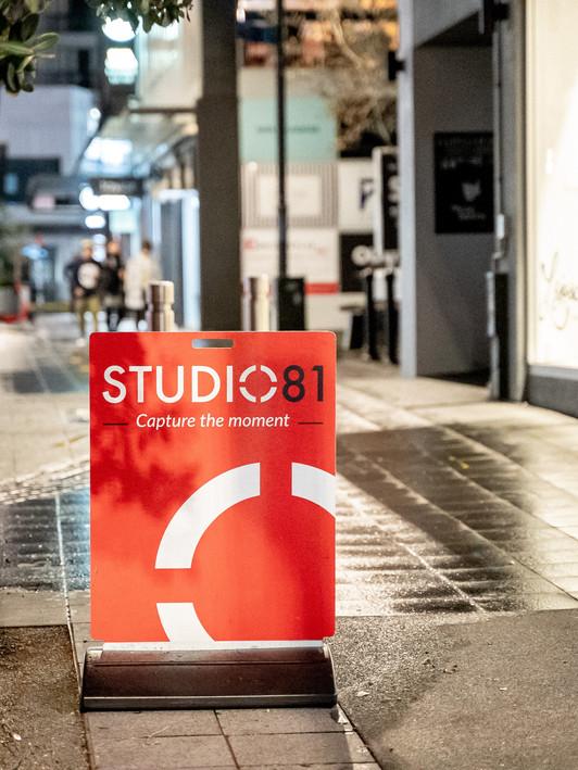 Studio81 Newmarket Portrait Studio Auckland