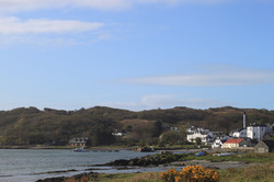 Jura Hotel and the Distillery