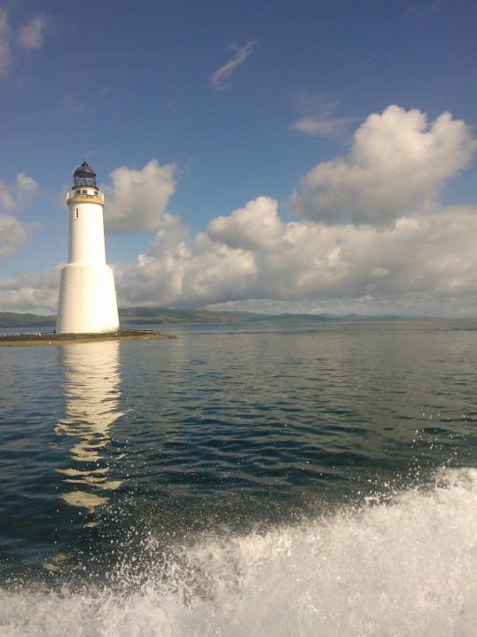 Skervuile Lighthouse