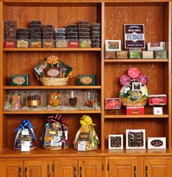 Sweet Shoppe Candy cupboard