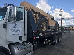 Equipment Moving