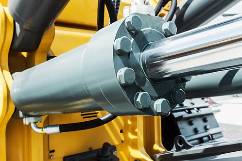 Hydraulic Cylinder Inspection