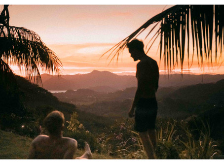 Travel Diary #27 : Surf & Sunsets